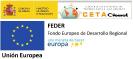 Logotipo CETA-FEDER