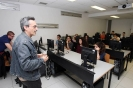 Inauguración del Máster en Tecnologías Informáticas de la Universidad de La Rioja