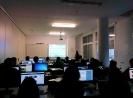 Formación práctica con Hadoop en la Universidad de Extremadura