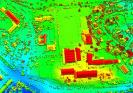 Modelado de edificios municipales a partir de información LIDAR