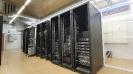 Supercomputador Turgalium en las instalaciones de CETA-CIEMAT (Trujillo)