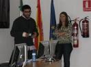 Visita al CETA el I.E.S. Ágora