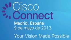 CETA-Ciemat presente en el evento CISCO Connect 2013